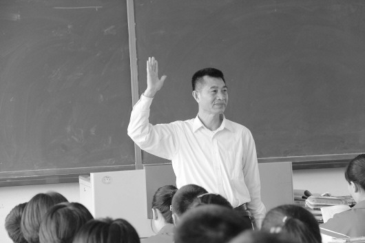 全国教书育人楷模吕文强老师